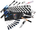 17-delige Tool Assortiment in Wallet