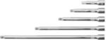 5-delige 1/4 Wobble Extension Bar Set