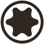 Bit Antrieb Außensechskant (1/4) T-Profil (fur Torx)