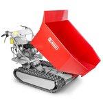 Mini-Raupendumper mit Kipper 500 kg
