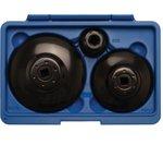 Ölfilterschlüssel-Satz | für Renault dCI Motoren | 3-tlg.