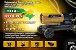 Warmluftgebläse Dual Fusion auf Diesel 667 bis 834 m³