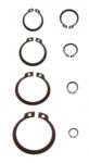 Außen-Seegerring-Sortiment (Sprengring) Ø 3 - 32 mm 300-tlg.