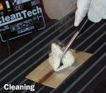 Reinigungsset für Schweißnadeln