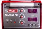 MIG / MAG-Schweißgerät 880x296x616 mm