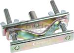 Bremsscheiben-Messwerkzeugsatz, 4-tlg.