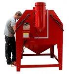 Sandstrahlkabine 1200 Liter