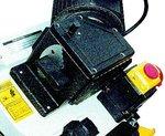 Bewegliche Bandsäge Durchmesser 180 mm - Getriebe - 230V