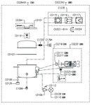 Geräuscharmer Airbrush-Kompressor 8 Bar, 9 Liter