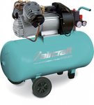 Mobiler Kompressor 2 Zyl. Hos 10 bar, 50 Liter