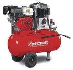 Mobiler Benzinbaukompressor 14 bar - 100 Liter