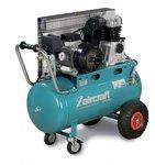 Riemengetriebener Ölkompressor 10 bar - 50 Liter
