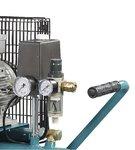 Riemengetriebener Ölkompressor 2 Zyl 10 bar - 200 Liter