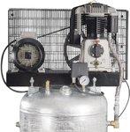 Kolbenkompressor 10 bar - 270 Liter -3x400V