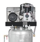 Kolbenkompressor 15 bar - 270 Liter -745x652x1.860mm