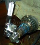 Gewindestrehler für Nutzfahrzeuge, diameter 35-130mm