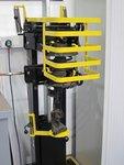 Pneumatischer Schraubenfeder-Kompressor 1600Kg