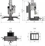 Bohrschneider 280x175x210 mm - der Ersatz für die BF20