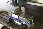 Mechanisch-hydraulische Maschinenklemme euroline