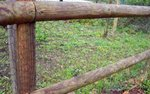 Sechseckiges Netz Avigal PVC 25x1.0 75 cm x 25 m