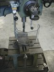 Schutzabdeckung für traditionelle Bohrer 230mm