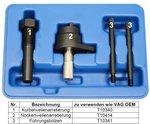 Motor-Einstellsatz für VAG 1.2 TFSI, 4-tlg.