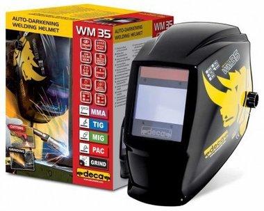 Schweißhelm LCD nach DIN 9-13