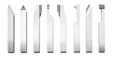 HSS Meißelset 8-teilig 10 x 10 mm