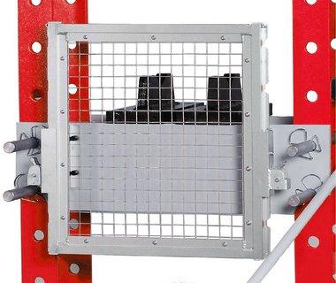 Afschermrooster pers 625x675x25mm