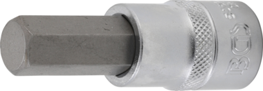 Bit-Einsatz Antrieb Innenvierkant 12,5 mm (1/2) Innensechskant