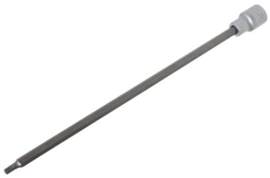 Bit-Einsatz Lange 300mm Antrieb Innenvierkant (1/2) T-Profil (fur Torx) mit Bohrung T30