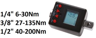Digitaler Drehmoment-Adapter