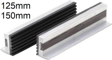 Schraubstock-Schutzbacken Aluminium