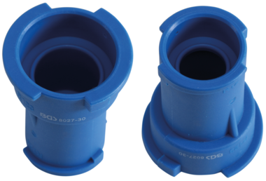 Verbinder R123, R124 fur Art. 8027, 8098 blau