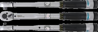 Drehmomentschlüssel Werkstatt-Profi Abtrieb Außenvierkant 20 - 110 Nm