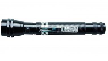 Ausziehbare LED-Leuchte mit Magnetheber 2-IN-1