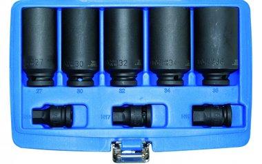 Antriebswellen-Spezialwerkzeug-Set, 8-tlg. 27-30-32-34-36 mm