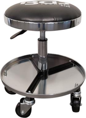 Werkstatt-Arbeitssitz mit 5 Rollen Ø 360 mm