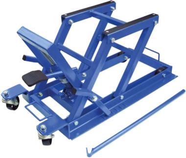 Hydraulischer Heber für Motorrad und ATV 680 kg