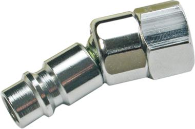 Gewindestecknippel 6,3 mm (1/4) Innengewinde