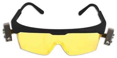Lecksuchbrille