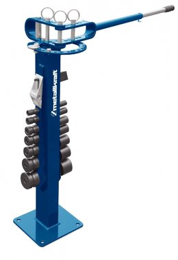 Universal-Biegemaschine für flache, Rechteck, runden bis zu 180 °