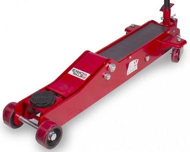 Hydraulische Rangierwagenheber 3t - extra lang und niedrig für Sportwagen
