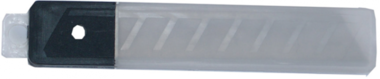 Ersatzklingen-Satz 18 mm 10-tlg.