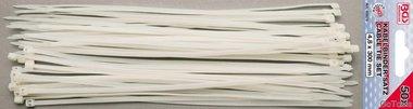Kabelbinder-Set, 4,8 x 300 mm, 50-tlg.