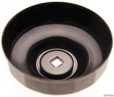 Ölfilterschlüssel 15-kant durchmesser 95 mm