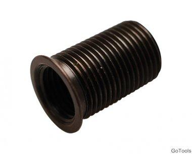 Gewindebuchse 19 mm, M10 x 1,0