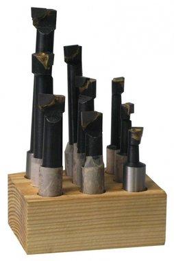 Set Meißel für Bohrkopfes kkc, KBS625 -25mm