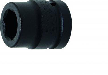 Kraft-Steckschlüssel-Einsatz Sechskant Antrieb Innenvierkant 25 mm (1) SW 27 mm