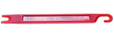 Bremsleitungs-Schaber | 160 x 14 x 6 mm